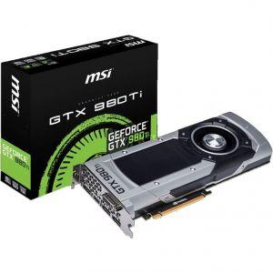 MSI GTX 980 TI 6GD5T OC - Carte graphique GeForce GTX 980 Ti 6 Go GDDR5 PCI-E 3.0