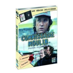 Coffret Commissaire Moulin - volume 3 : L...comme Lennon + Larmes blanches