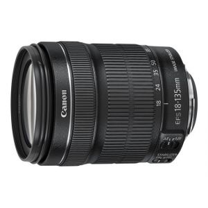 Canon EF-S 18-135mm f/3.5-5.6 IS STM : Objectif zoom