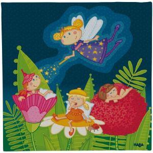 Haba 300159 - Veilleuse murale tableau Elfes du sommeil