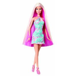 Mattel Barbie long cheveux avec mèches