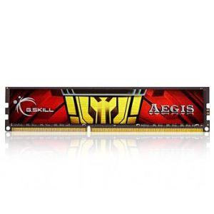 G.Skill F3-1333C9S-4GIS - Barrette mémoire Aegis 4 Go DDR3 1333 MHz CL9