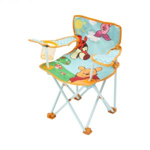 Delta Children Chaise de camping Winnie l'Ourson