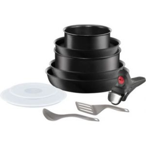 Tefal L6999002 - Batterie de cuisine Ingenio Performance Thermo Coach 10 pièces