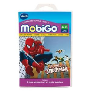 Vtech Jeu Mobigo Spiderman