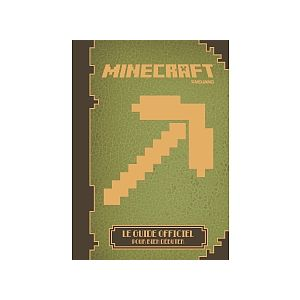 Editions Gallimard Minecraft Guides officiels Pour débuter
