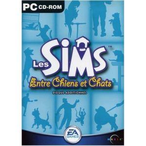 Les Sims : Entre Chiens et Chats - Extension du jeu sur PC