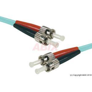 Dexlan 391728 - Fibre optique OM4 50/125 ST/ST 20 m
