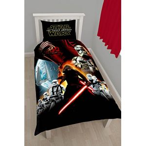 Parure de lit Star Wars The Force Awakens (140 x 220 cm)