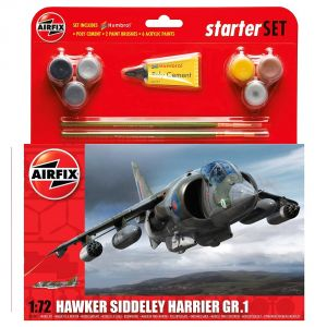 Airfix A55205 - Maquette avion Hawker Siddeley Harrier GR.1 - Echelle 1:72