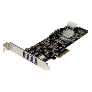 StarTech.com PEXUSB3S42V - Carte 4 ports USB 3.0 avec UASP en PCI-E