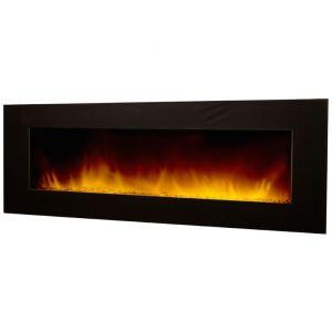 Chemin'Arte Volcano 5XL - Cheminée décorative électrique 180 cm