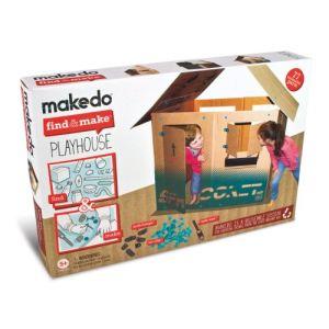 Makedo Find & Make : Maison à jouer
