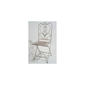chaise en fer forge comparer 347 offres. Black Bedroom Furniture Sets. Home Design Ideas