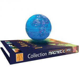 Inovaxion Globe terrestre flottant Atlas Universel