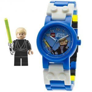 Lego 9002892 - Montre pour enfant Star Wars Luke Skywalker
