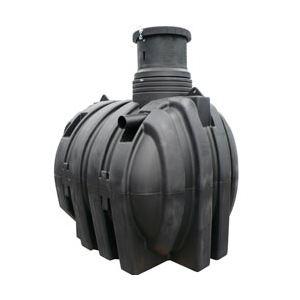 Bellijardin 0958 1 - Cuve à enterrer 3000 litres avec kit complet