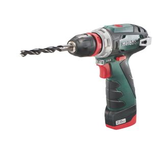 Metabo PowerMaxx BS Quick Pro - Perceuse visseuse sans fil 10.8V