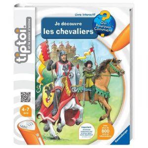 Ravensburger Tiptoi - Je découvre les chevaliers
