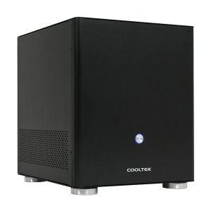 Cooltek Coolcube Maxi -  Boitier Mini tour HTPC sans alimentation
