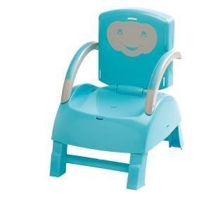 Fauteuil enfant turquoise comparer 48 offres for Rehausseur de chaise 4 ans