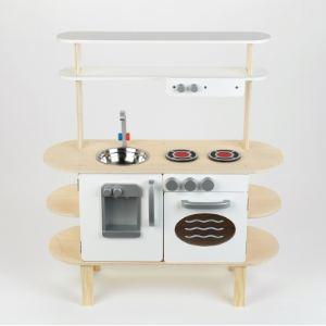 Klein 9667 - Cuisine en bois moyen modèle
