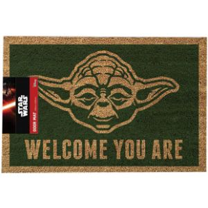 Paillasson Yoda Welcome You Are Star Wars (40 x 60 cm)