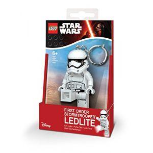 Porte-clés lampe Lego LED Star Wars Stormtrooper