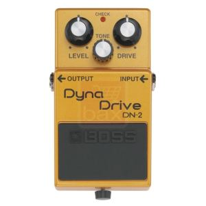Boss Effect Dyna Drive DN2 - Pédale overdrive