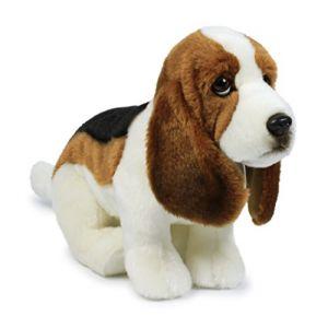 Anna Club Plush 28177008 - Peluche chien Basset Hound