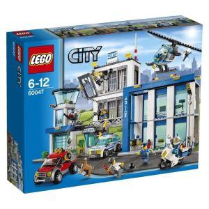 Lego 60047 - City : Le commissariat de police