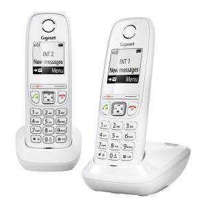 Gigaset AS405 Duo - Téléphone sans fil