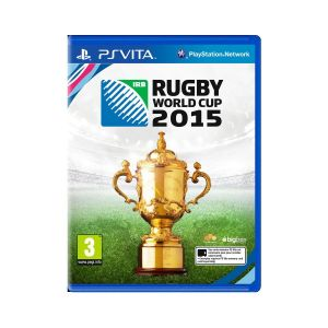 Rugby World Cup 2015 sur PS Vita