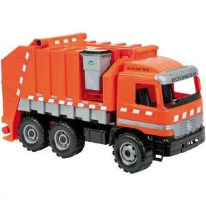 Lena Camion poubelle Actros avec autocollants
