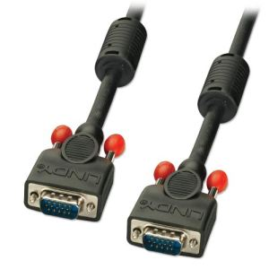Lindy 37382 - Câble VGA 15 pins HD M/M 50 m