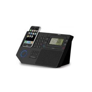 Dual Station d'accueil Téléphonique Bluetooth pour iPhone et iPod