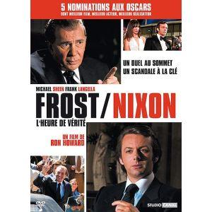 Frost Nixon, l'heure de vérité