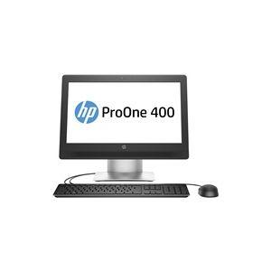 "HP T9S95EA - Tout-en-un 20"" ProOne 400 G2 avec Pentium G4400T 2,9 GHz"