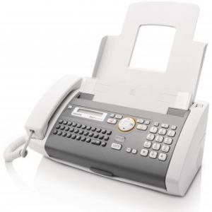 Philips FaxPro (PPF755/FRW) - Fax avec téléphone filaire et répondeur