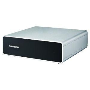 """Freecom 56243 - Disque dur externe Quattro 4 To 3.5"""" USB 3.0 eSATA FireWire"""