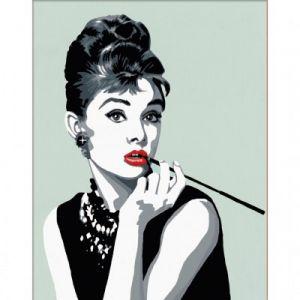 Ravensburger Numéro d'Art grand format Audrey Hepburn