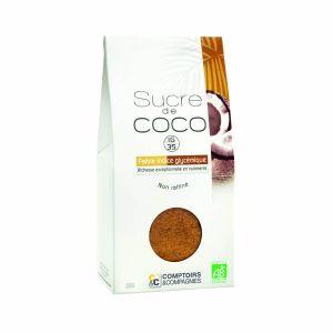 Comptoirs et Compagnies Sucre de fleurs de noix de coco bio  (200 g)