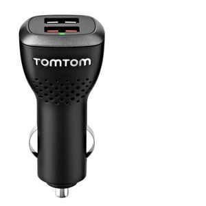 TomTom 9UUC.001.22 - Chargeur double haute vitesse pour GPS