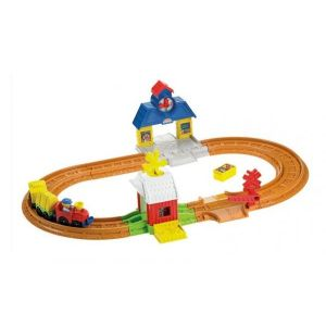 Fisher-Price Little People Wheelies : petit train avec accessoires