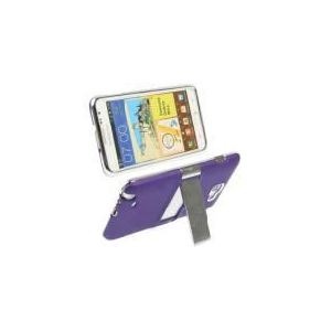 C1N1-MPPC3677P - Coque avec support pour Samsung Galaxy Note / i9220 / N7000