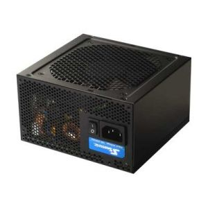 Seasonic S12II-350 Bronze - Bloc d'alimentation  PC 350W certifié 80 Plus Bronze