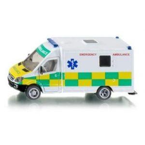Siku 2108006 - Ambulance Grande-Bretagne - Echelle 1/50