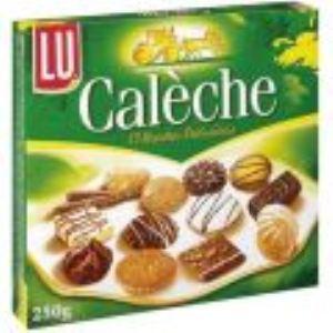 Lu Assortiment de biscuits Calèche (250g)