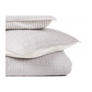 Couvre-lit en coton et taie 2 faces Casa Gm (250 x 270 cm)
