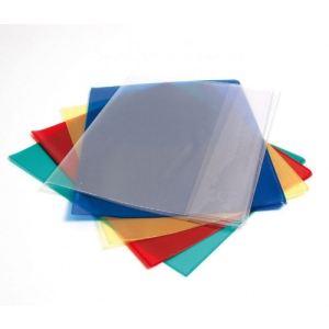 Clairefontaine Protège-cahier cristal en PVC 24/100 (24 x 32 cm)